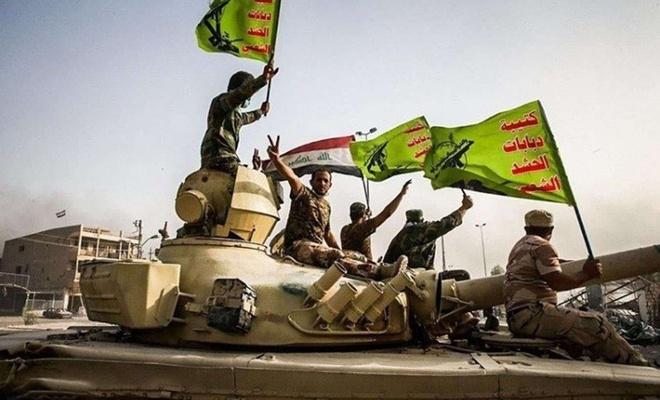 Haşdi Şabi'nin Gazze'ye askeri uzman gönderdiği iddiası