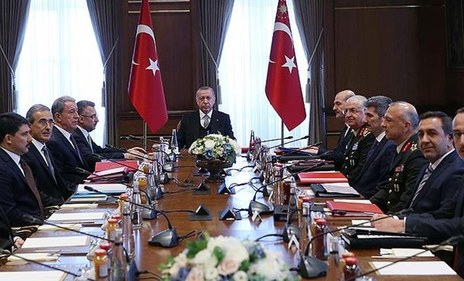 Savunma Sanayi İcra Komitesi Toplantısı sona erdi!