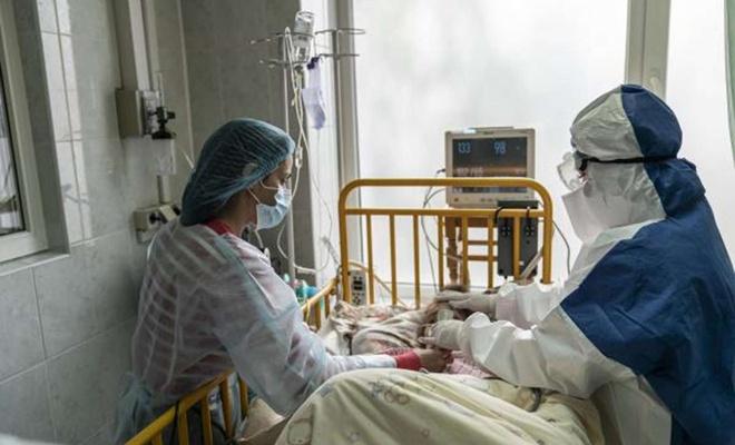 Ukrayna'da Coronavirus vaka sayısında rekor kırıldı