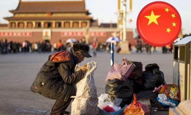 Çin`de yoksulluk azalıyor