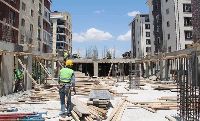 İnşaat maliyetleri bir yılda yüzde 31,97 arttı