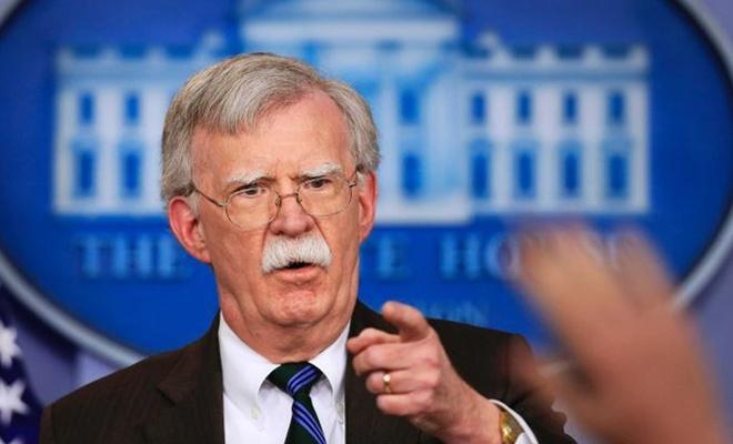 ABD'de Bolton'ın görevden alınmasında 'İran' iddiası