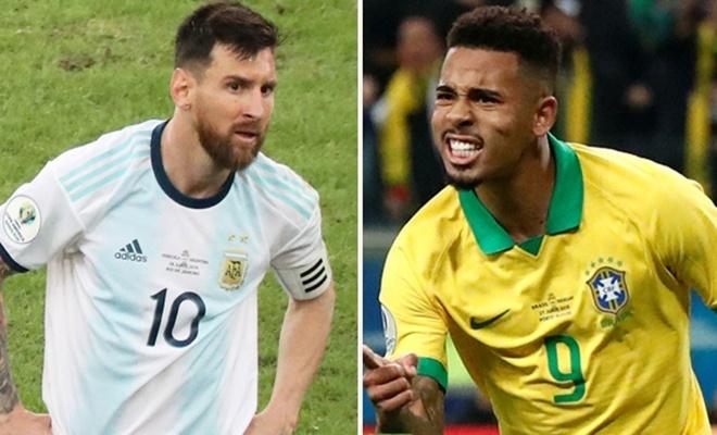 Copa America'da erken final