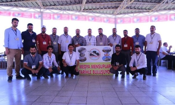 DIMED members visit historical places
