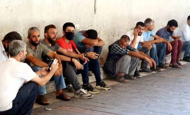Vaka sayısının arttığı Şanlıurfa'da tedbirlere uyulmuyor! Son 2 haftada 2 bin 200 ev karantinaya alındı