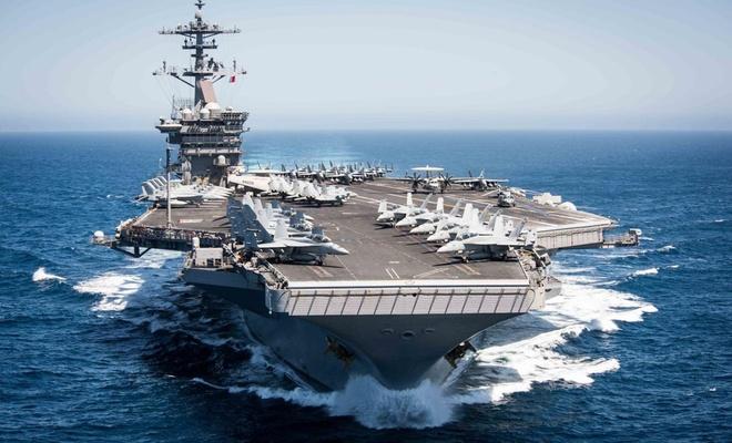 ABD'ye ait nükleer savaş gemisindeki askerler Coronavirus'e yakalandı