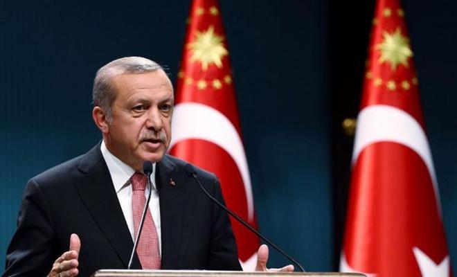 Erdoğan: Şiddetle kınıyor, failleri lanetliyorum