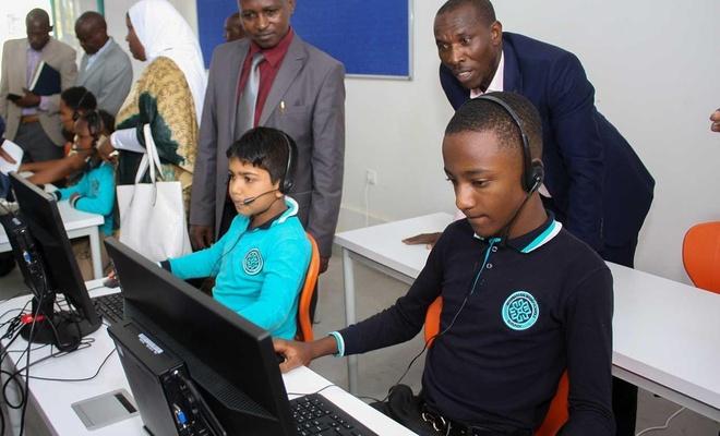 Türkiye Maarif Vakfı Burundi'ye iki yeni okul açtı