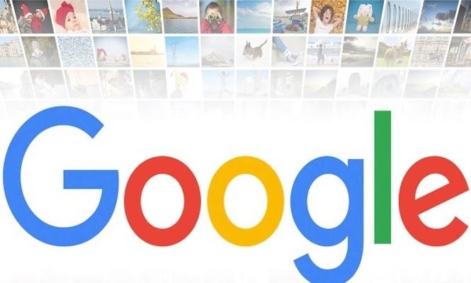 Google görsellerde bir düğme kalktı