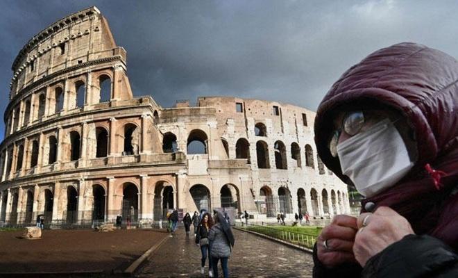 İtalya'da son 24 saatte Kovid-19'dan 472 kişi hayatını kaybetti