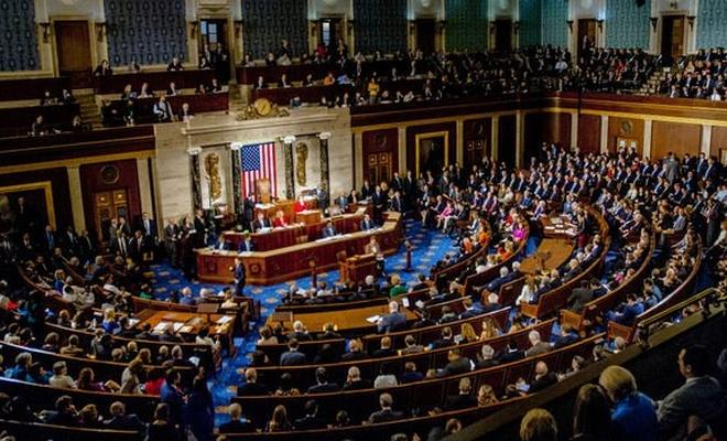 """ABD'li senatörlerden """"Orta Doğu'da askeri güç kullanımına onay veren iki yasa kaldırılsın"""" tasarısı"""