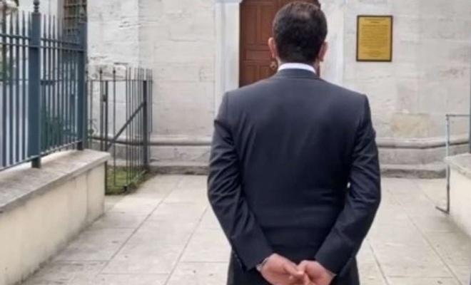 İçişleri Bakanlığından İmamoğlu'nun türbe saygısızlığına ilişkin açıklama