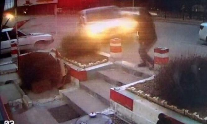 Hafif ticari araç kafeye girdi: 1 ölü, 2 yaralı
