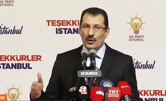 AK Parti: Cumhuriyet tarihinin en şaibeli seçimi