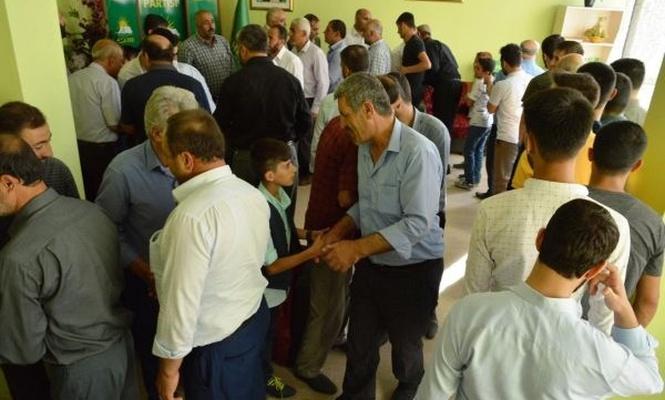 Peygamber Sevdalıları Bitlis`te bayramlaştı
