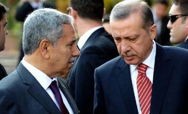 Erdoğan'dan Arınç'a: Ellerinde Kürtlerin kanı olan adamları başımıza çıkarıyorsunuz