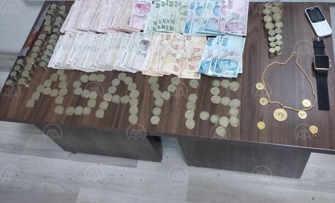 Şanlıurfa'da bir gecede 8 iş yerinden hırsızlık yapan zanlı tutuklandı