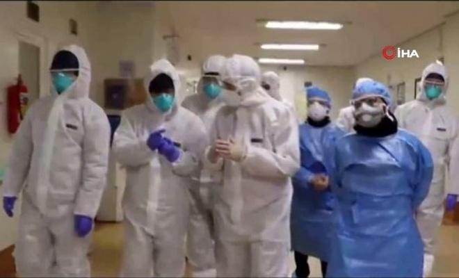 Almanya'da 55 kişi daha koronavirüsten öldü