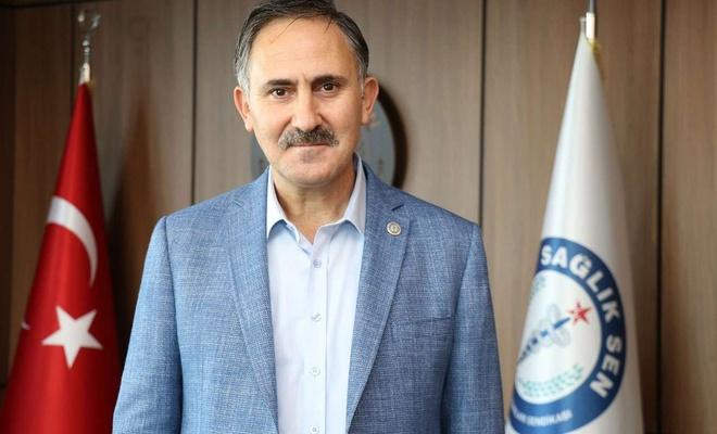 """Sağlık-Sen Genel Başkanı Durmuş: """"Sağlık çalışanlarına yönelik şiddet kabul edilemez"""""""