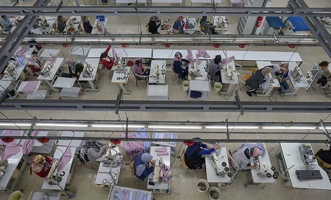 Van'da 50 tekstil fabrikası kurulacak!