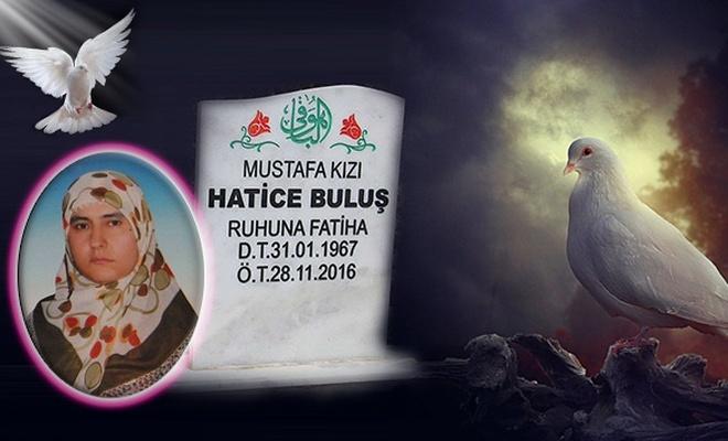 PKK'nin katlettiği Şehide: Hatice Buluş