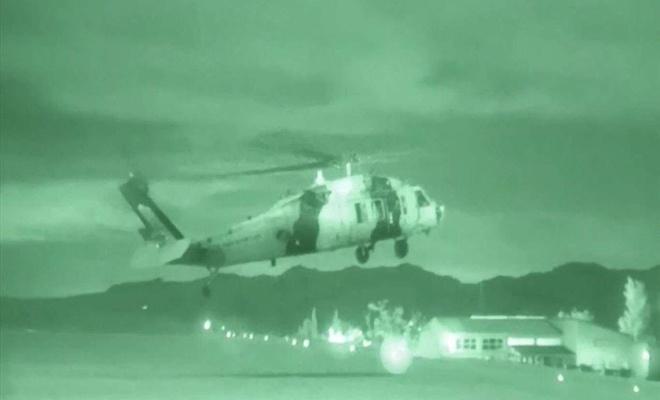 MSB Pençe operasyonlarından yeni görüntüler paylaştı