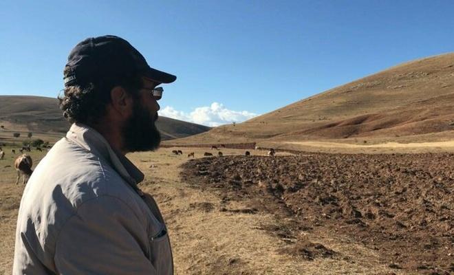 Bayburt'ta fosiller bulunan alan koruma altına alındı