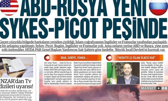 ABD-Rusya yeni Sykes-Picot peşinde