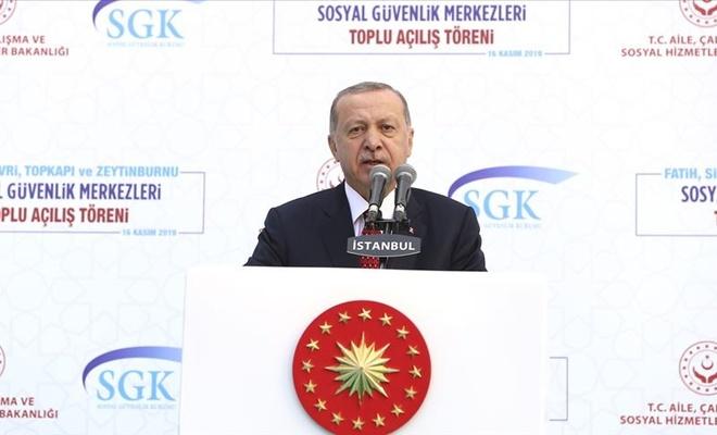 Cumhurbaşkanı Erdoğan'dan flaş EYT yorumu!