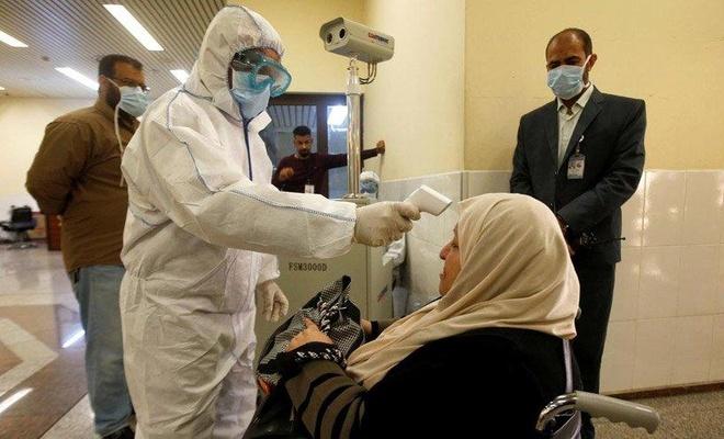 Irak'ta koronavirüsten ölenlerin sayısı 10 bin 366'ya çıktı