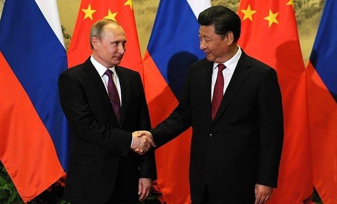 """Rusya ve Çin: Batının gölgesindeki """"mantık evliliği"""" tazelendi"""