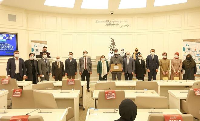 Hazreti Hatice konulu kompozisyon yarışması ödül töreni düzenlendi