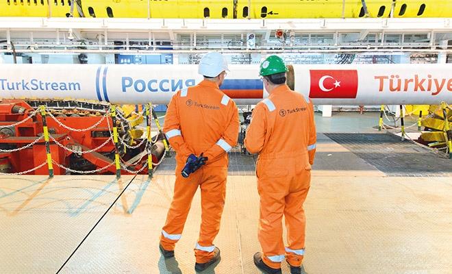 Gazprom: Sene sonuna kadar başlatılacak