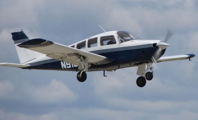 ABD'de tek motorlu uçak düştü, kurtulan olmadı