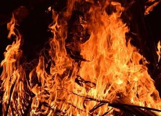İran'da yangın: 2 ölü