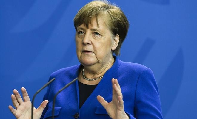 Almanya'da selde zarar gören bölgelerden Merkel'e 'acil yardım' çağrısı