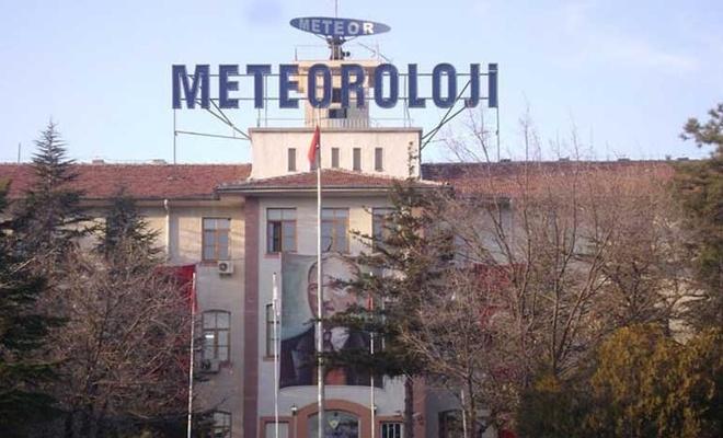 Meteoroloji Genel Müdürlüğüne 100 personel alınacak!