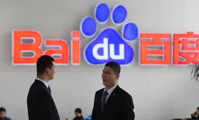 Çin'in arama motoru Baidu, yapay zeka teknolojisinde Google'ı yendi