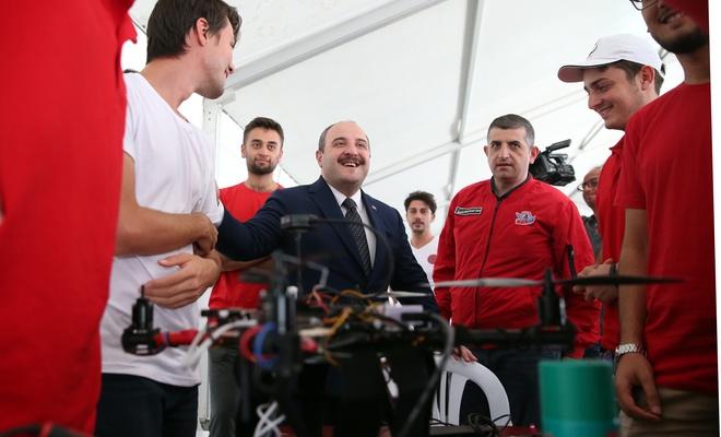Bakan Varank: Türkiye'yi TEKNOFEST'e bekliyoruz