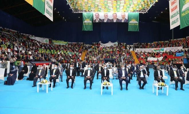 Partîyên Kurdistana Başûr ji bo kongreya HUDA PARê peyam şandin