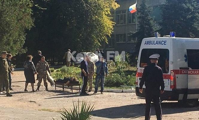 Ukrayna`da patlama: 18 ölü, 50 yaralı