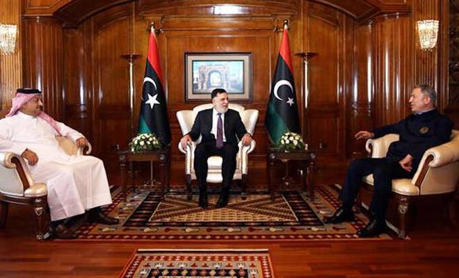 Libya'da kritik toplantı!