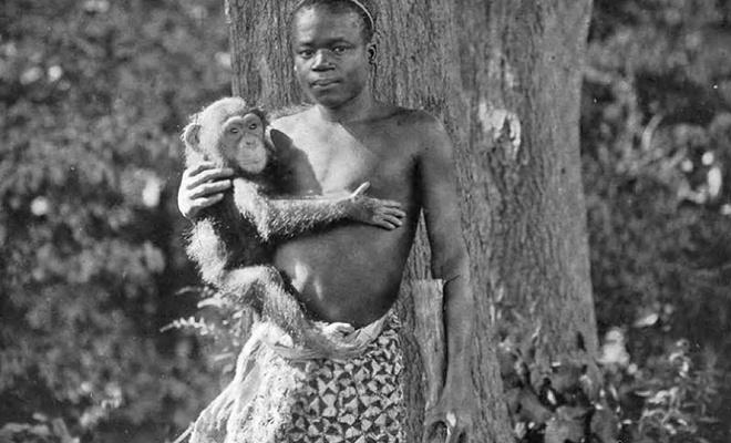 Afrikalıyı maymunla sergileyen ABD'den 114 yıl sonra özür