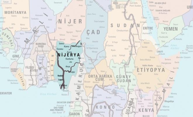 Nijerya'da yolcu teknesinin alabora olması sonucu ölenlerin sayısı 30'a çıktı