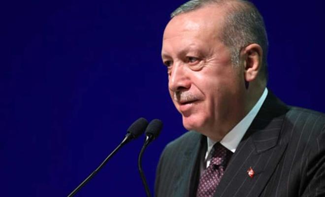Erdoğan: Hedefimiz Türkiye'yi en büyük devletlerinden biri hâline getirmek