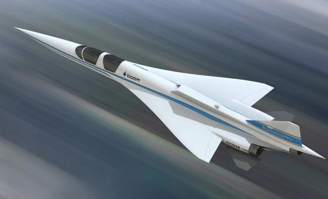 Süpersonik jet için yeni bir adım atıldı