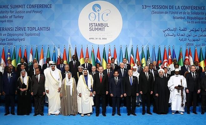 İslam İşbirliği Teşkilatı'ndan 'Filistin' açıklaması!