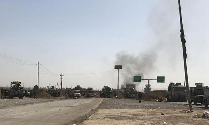 Peşmerge ile Irak güçleri arasında şiddetli çatışma