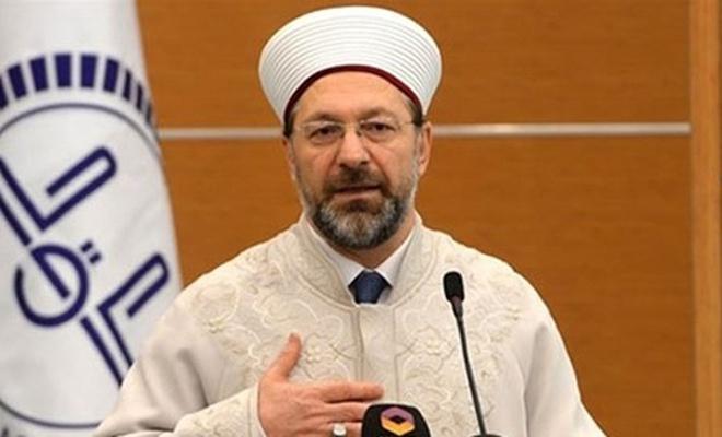 Diyanet İşleri Başkanı Erbaş'tan Kur'an ve cami çağrısı