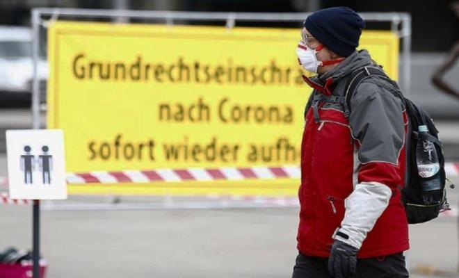 Almanya'da Delta varyantının COVID-19 vakalarındaki oranı yüzde 84'e çıktı
